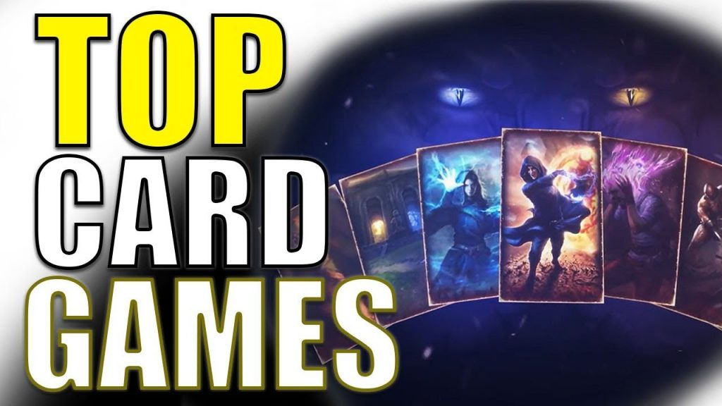 Top 10 Card Games