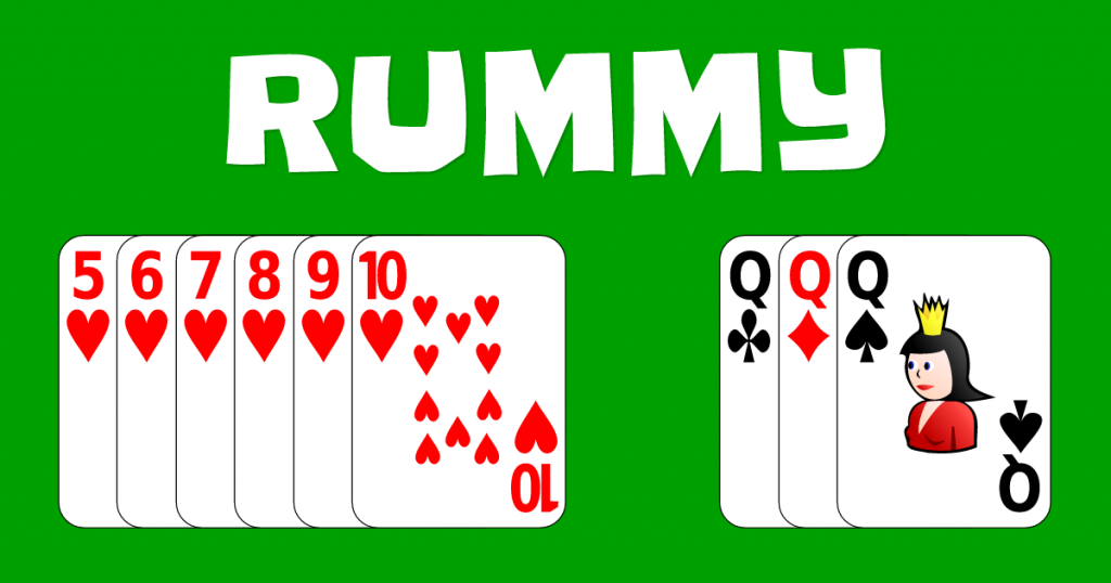 Playing-Rummy Online