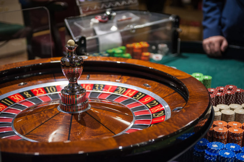 What age group is the most active in the casino industry? Who is doing it, and why?